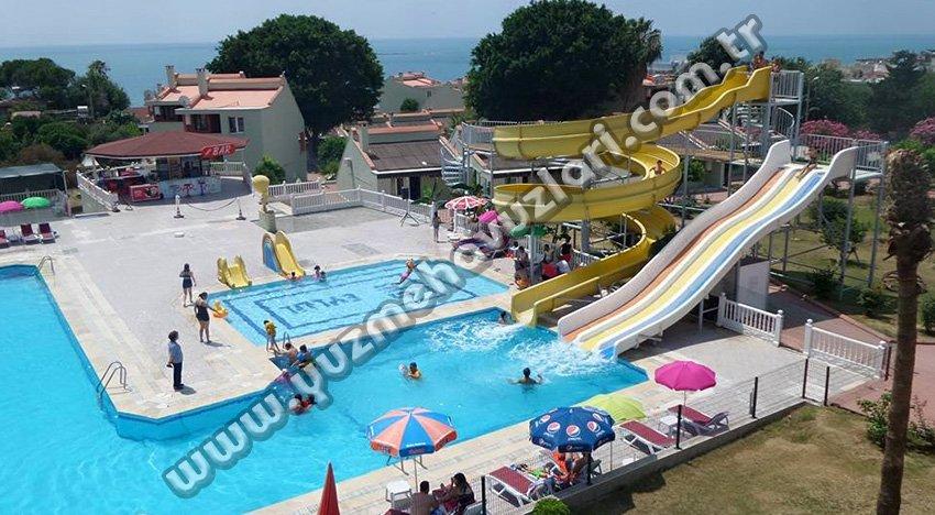 Adana Karataş Aquapark Yüzme Havuzu