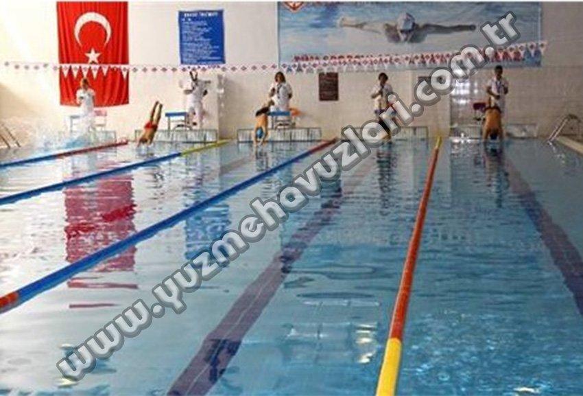 Başkent Üniversitesi Özel Başkent Okulları Yüzme Kursu