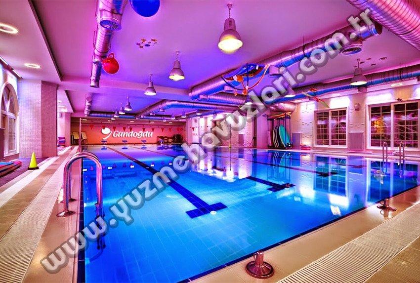 British Swim School - Gündoğdu Koleji Yüzme Havuzu