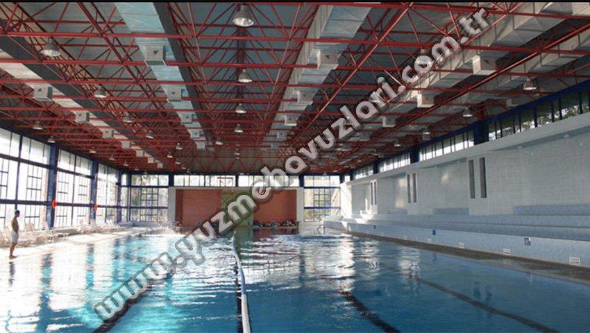 Çukruova Üniversitesi Özdemir Sabancı Yüzme Havuzu