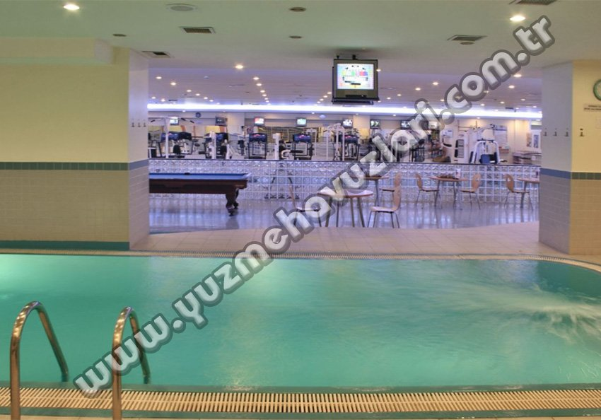 Magic Fit - Seyhan Otel Spor Salonu Yüzme Havuzu